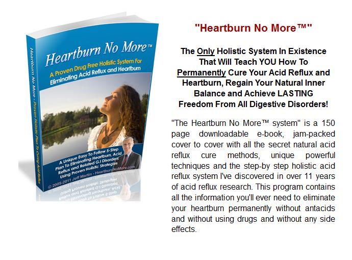 download heartburn no more ebook