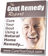 download the gout remedy report