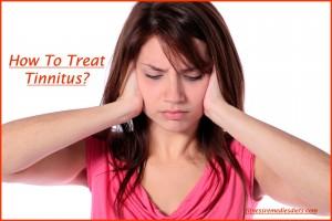 how to treat tinnitus