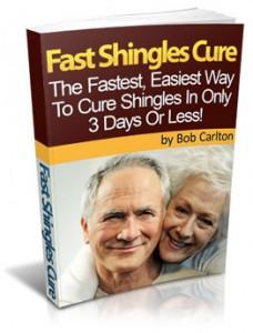 fast shingles cure book