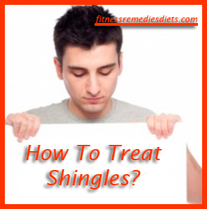 How did i get shingles