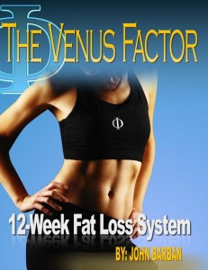 The Venus Factor System 12-week Fat Loss System